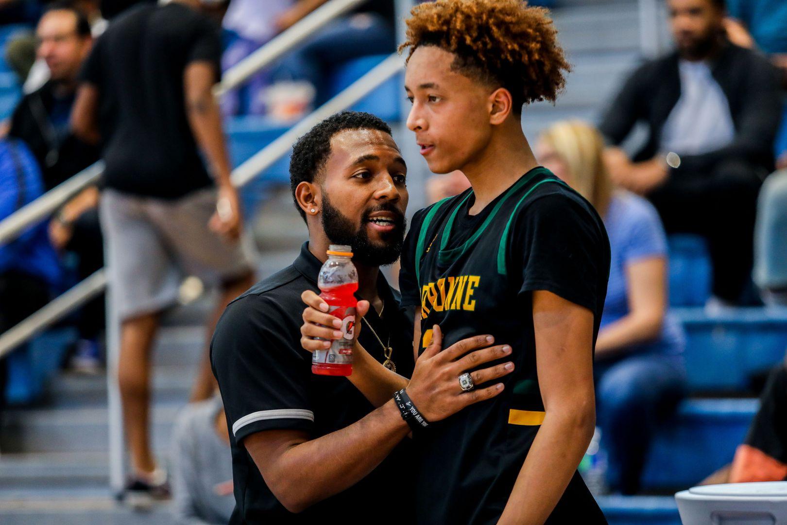 "Meet Kumase ""Mas"" DeMesma: Basketball Coach/Trainer & Philanthropist"